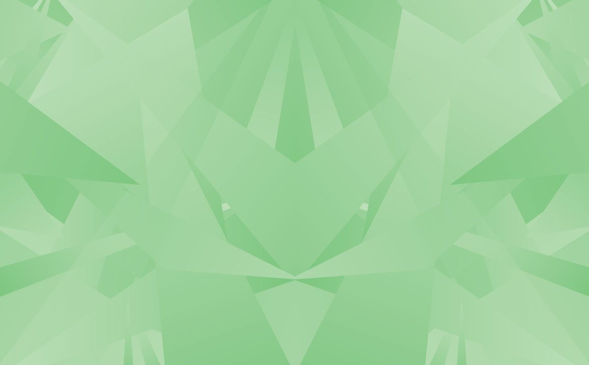 crystal-vector-bg-green